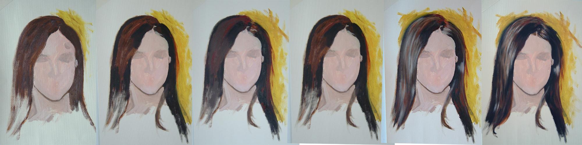 Portrait Classroom The Hair Wetcanvas